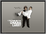 I Now Pronounce You Chuck And Larry, Kevin James, Adam Sandler, garnitur