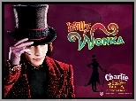 kapelusz, Charlie And The Chocolate Factory, Johnny Depp