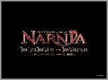 The Chronicles Of Narnia, npis, czarne t�o