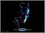 Batman Dark Knight, Heath Ledger, kostium, odznaka