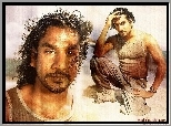 Filmy Lost, Naveen Andrews, plaża