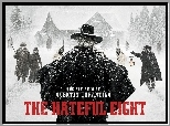 The Hateful Eight, Nienawistna �semka, Rewolwer, �nieg