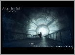 Wonderful Days, most, tunel