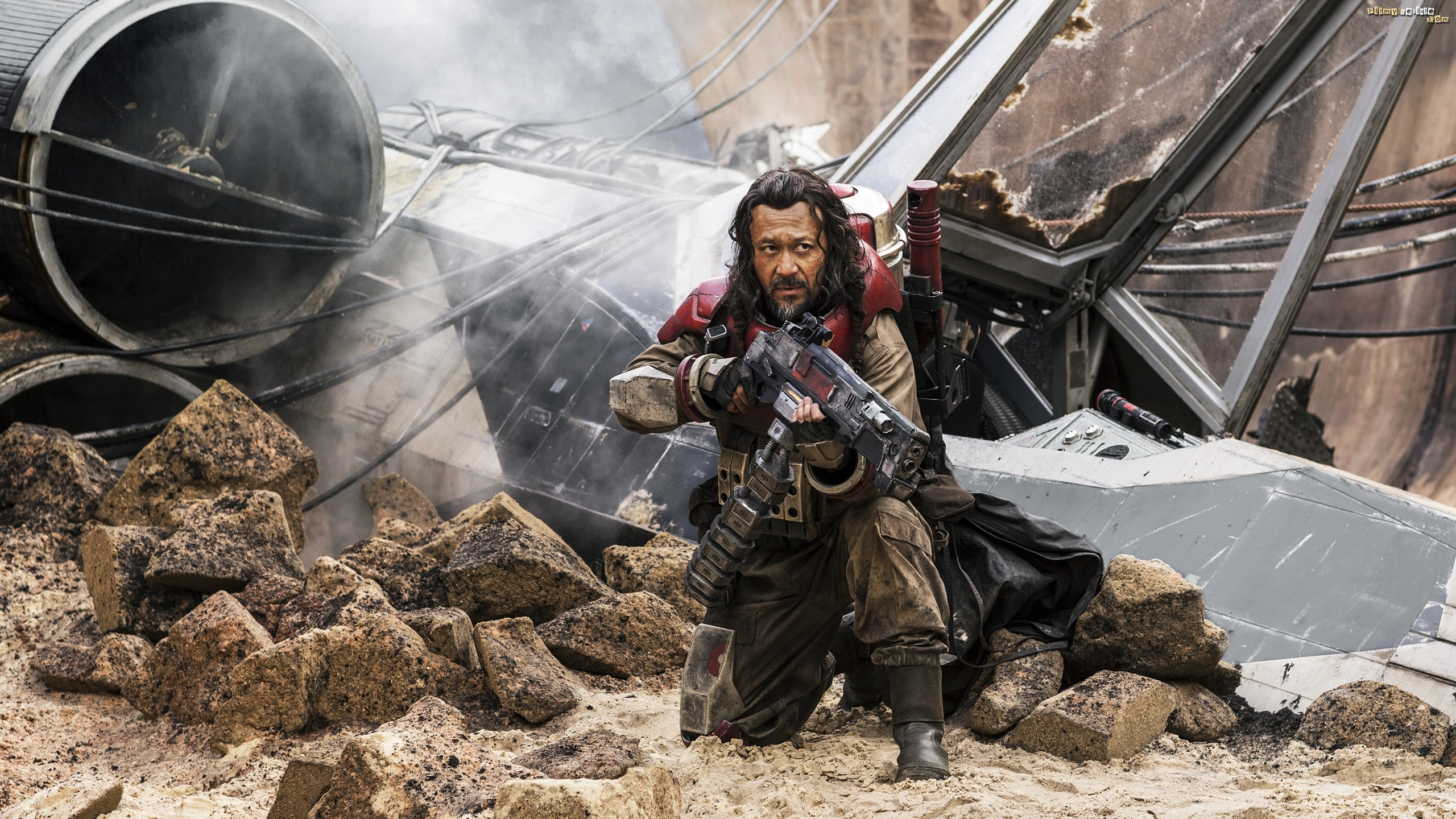 Film, Łotr 1. Gwiezdne wojny – historie, Rogue One: A Star Wars Story, Jiang Wen