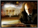 National Treasure 2 - The Book Of Secrets, Ed Harris, biały, dom