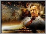 National Treasure 2 - The Book Of Secrets, Harvey Keitel, siedzi, posągi