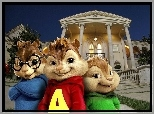 Alvin i wiewiórki, Alvin and the Chipmunks, Przyjaciele