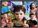 Charlie And The Chocolate Factory, Freddie Highmore, dzieci