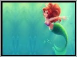 Film animowany, Mała Syrenka, The Little Mermaid, Ariel