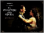 Phantom Of The Opera, Emmy Rossum, Gerard Butler, bal