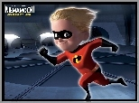 chłopiec, Iniemamocni, The Incredibles