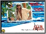 Club Dread, Bill Paxton, czapka, kapitana