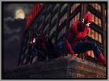 Film, Spider-Man, Dach, Dom