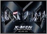 Film, X-men, Postacie