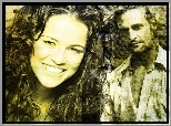 Filmy Lost, Josh Holloway, Michelle Rodriguez