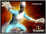 Frozone, Iniemamocni, The Incredibles