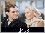 Holiday, Cameron Diaz, Jude Law