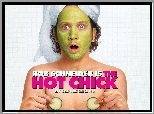 Hot Chick, Rob Schneider, napis