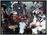 Iron Man, Tony Stark, Warmachine