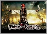Jack Sparow, Pirates of the Caribbean