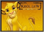 Król Lew, The Lion King, Simba, lwiątko