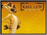 Timon, Król Lew, The Lion King