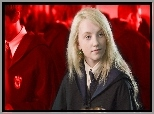 Luna Lovegood, Krawat, Harry Potter
