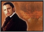 Phantom Of The Opera, Gerard Butler, smoking, wiersz