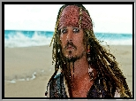 Film, Piraci z Karaibów, Johnny Depp, Jack Sparrow