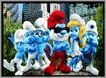 Smerfy, The Smurfs