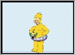 The Simpsons, Simpsonowie, Homer