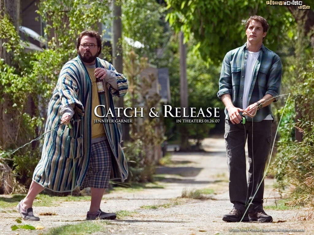 Catch And Release, Sam Jaeger, Kevin Smith