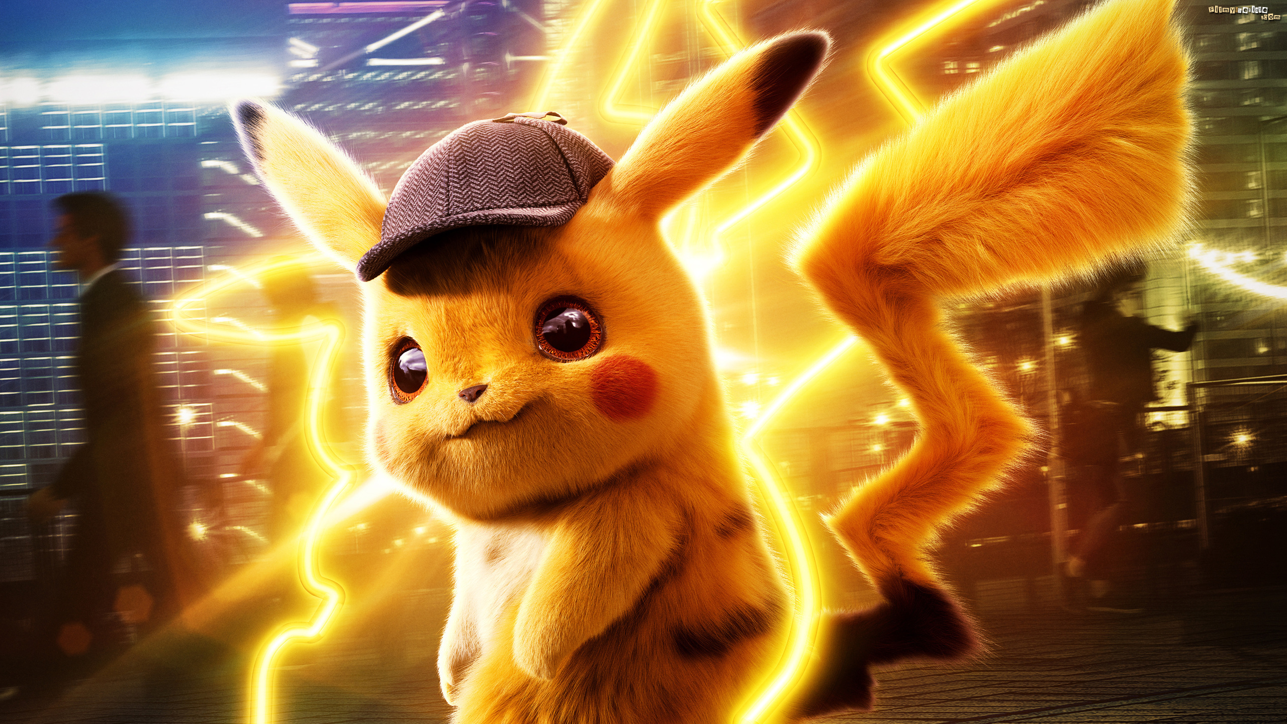 Film, Pokemon Detektyw Pikachu