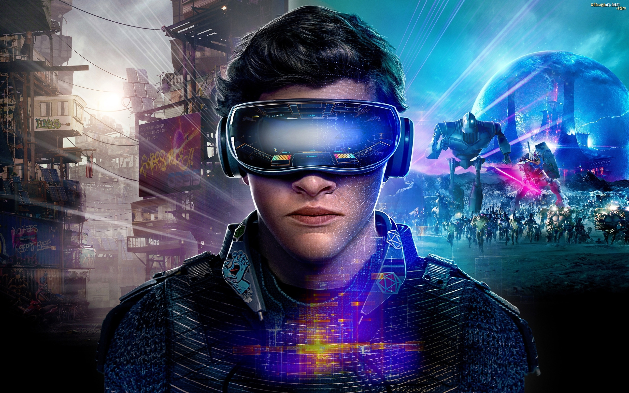 Film, Player One, Postać, Wade Owen Watts, Aktor, Tye Sheridan