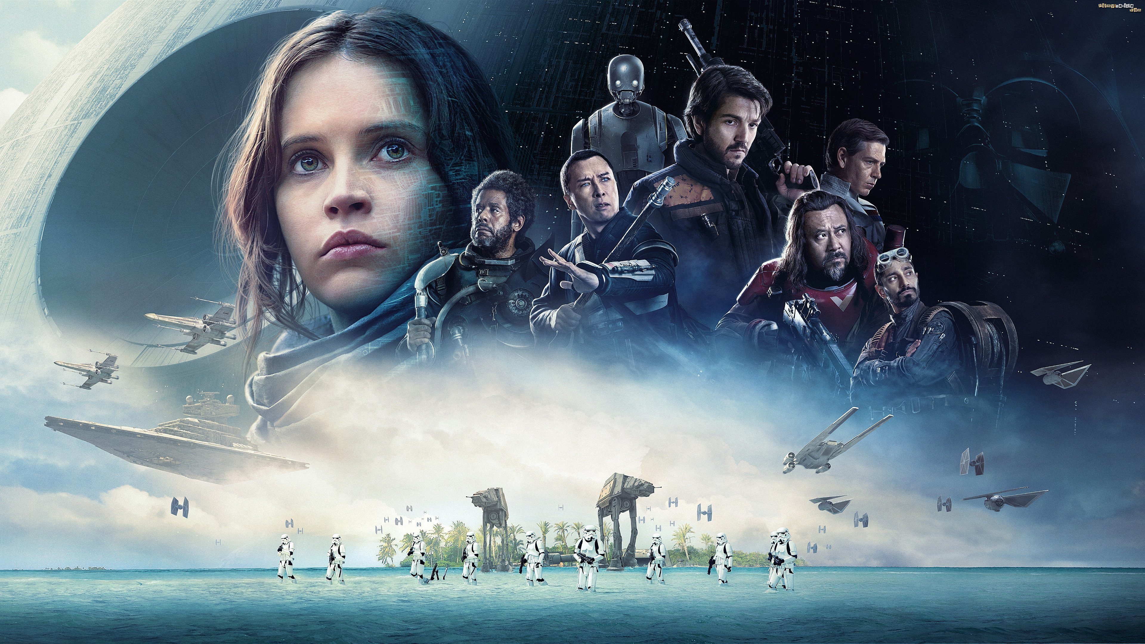 Film, Łotr 1. Gwiezdne wojny – historie, Rogue One: A Star Wars Story, Plakat